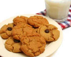 Things I Love #9: Gluten Free Peanut Butter Cookies